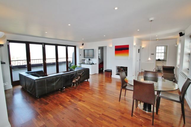 Thumbnail Flat to rent in Mill Lane, Woodford Green