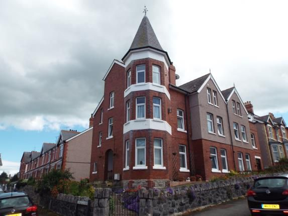 Thumbnail Flat for sale in Claughton Road, Colwyn Bay, Conwy