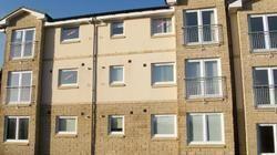 Thumbnail Flat to rent in Wellington Street, Wishaw