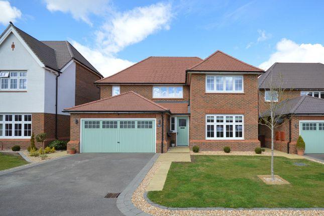 4 bed detached house to rent in Skylark Way, Barnham PO22