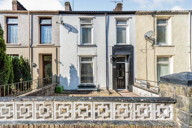 Terraced house for sale in Union Terrace, Merthyr Tydfil