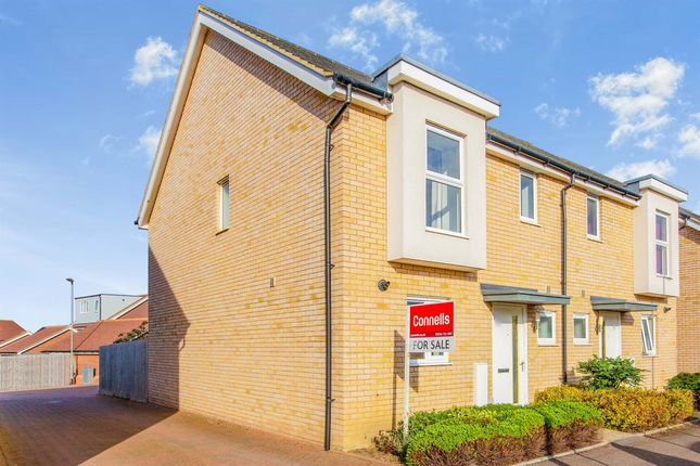 3 bed semi-detached house for sale in Beaufort Road, Upper Cambourne, Cambridge CB23