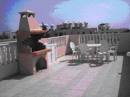 2 bed town house for sale in Tomb Of The Kings, Paphos Tourist Area 2 Bed Townhouse With Private Roof Terrace, Cyprus