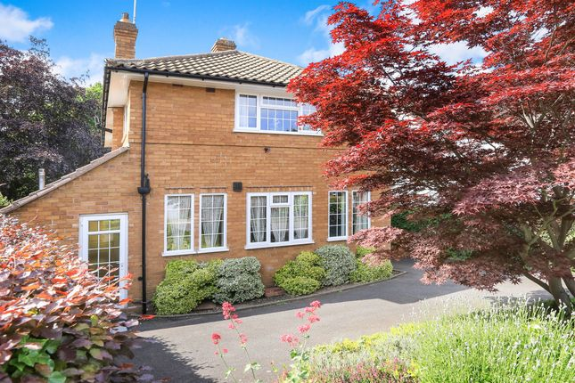 Thumbnail Detached house for sale in York Avenue, Finchfield, Wolverhampton