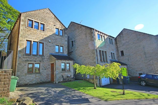 Thumbnail Detached house for sale in Deer Hill Drive, Marsden, Huddersfield