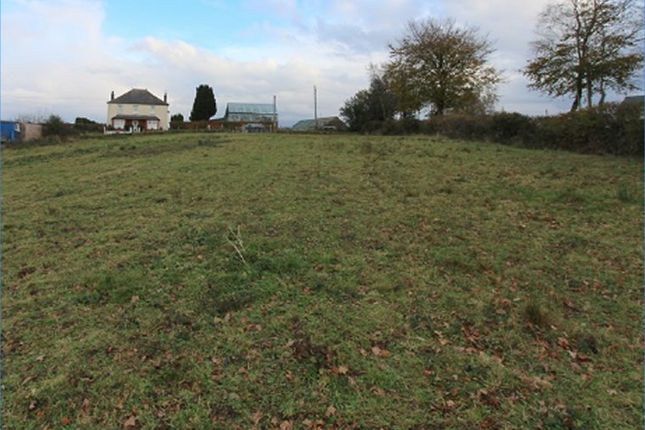 Thumbnail Land for sale in Stag's Head, Tregaron