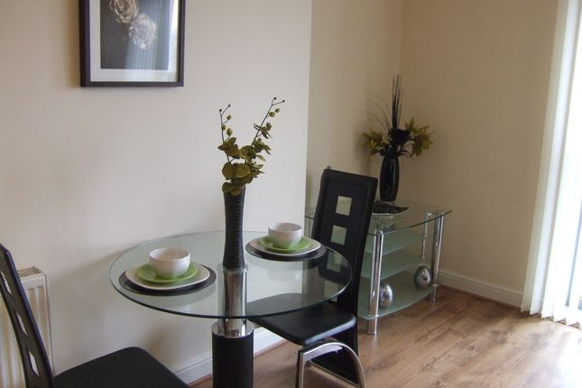 Dining Area of Furnace Hill, Sheffield S3