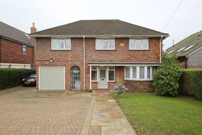 Thumbnail Detached house to rent in Higham Lane, Tonbridge