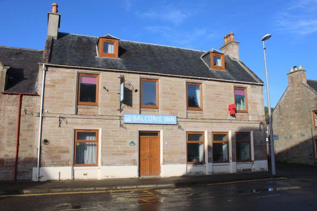 Thumbnail Leisure/hospitality for sale in Balconie Inn, Balconie St, Evanton, Ross-Shire