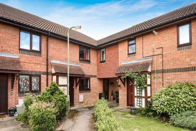 2 bed terraced house for sale in Allder Close, Abingdon