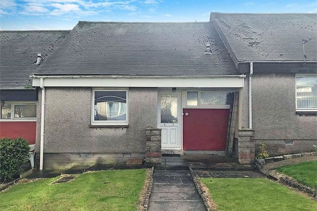 Thumbnail Terraced bungalow for sale in Forehill Lane, Bridge Of Don, Aberdeen