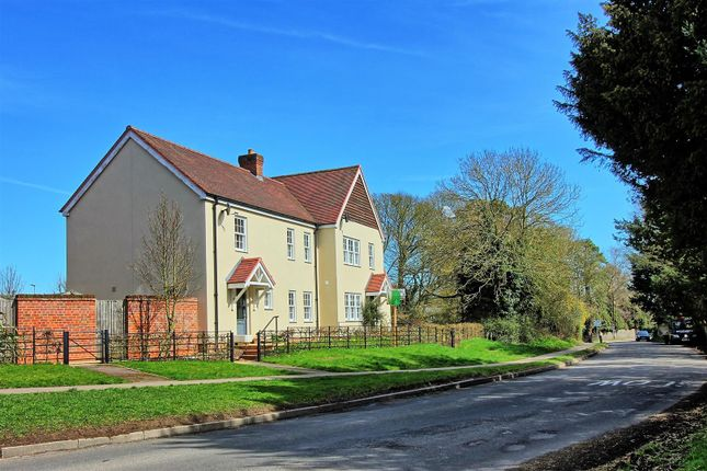 Thumbnail Semi-detached house for sale in Chapel Close, Barkway, Royston