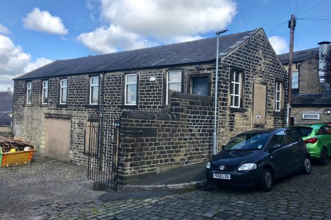 Thumbnail Industrial for sale in Bond Street, Colne