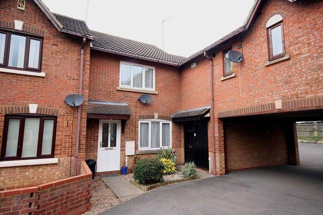 Thumbnail Terraced house for sale in Kingsmead, Northampton, Northamptonshire.