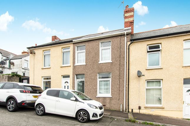 Thumbnail Terraced house for sale in Cyril Street, Barry