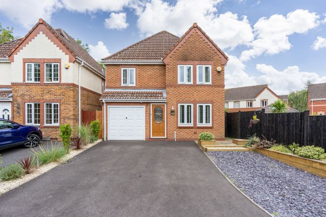 Thumbnail Detached house for sale in Hickory Gardens, Southampton
