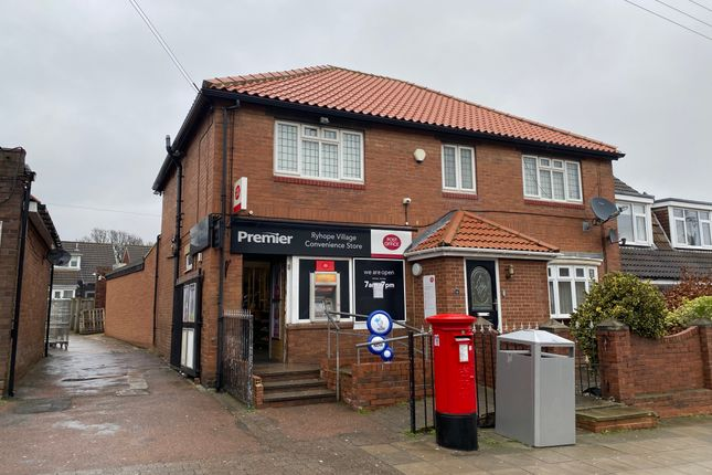 Thumbnail Retail premises for sale in The Village, Ryhope