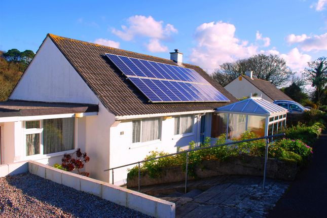 Thumbnail Semi-detached bungalow for sale in Garth Road, Newlyn, Penzance