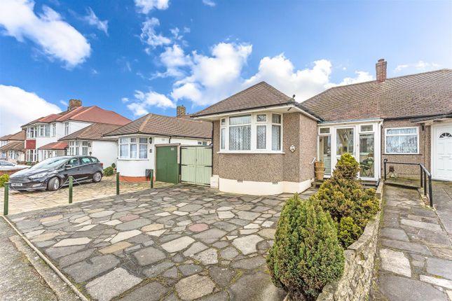 Thumbnail Semi-detached bungalow for sale in Benfleet Close, Sutton