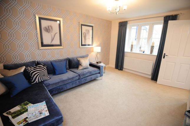 Thumbnail Maisonette for sale in Moira Road, Ashby-De-La-Zouche