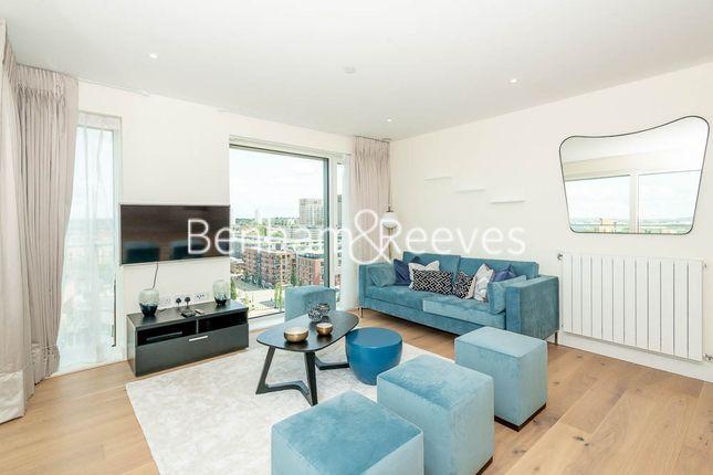 Thumbnail Flat to rent in Duke Of Wellington Avenue, Canary Wharf