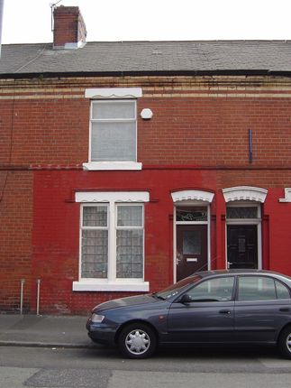 Thumbnail Terraced house to rent in Claremont Road, Rusholme, Manchester