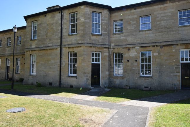 Thumbnail Terraced house to rent in Chapel Court, Thomas Wyatt Road, Devizes