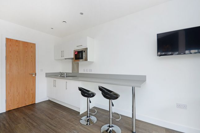 Thumbnail Flat to rent in Angel Street, Sheffield