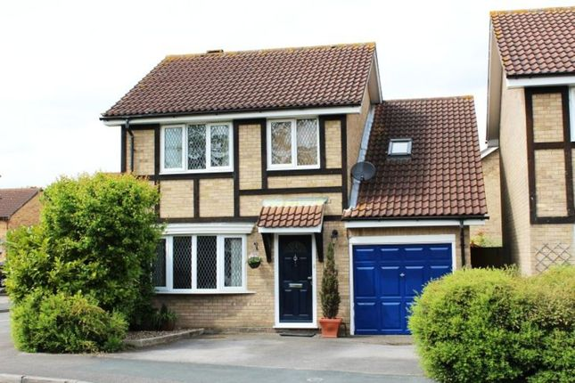 Thumbnail Detached house to rent in Wesley Drive, Egham
