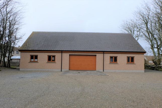 Thumbnail Bungalow for sale in Church Street, Halkirk