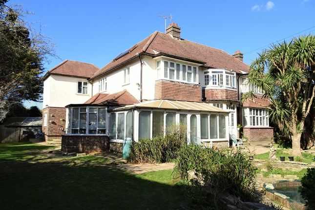 Thumbnail Detached house for sale in Hastings Road, Worthing