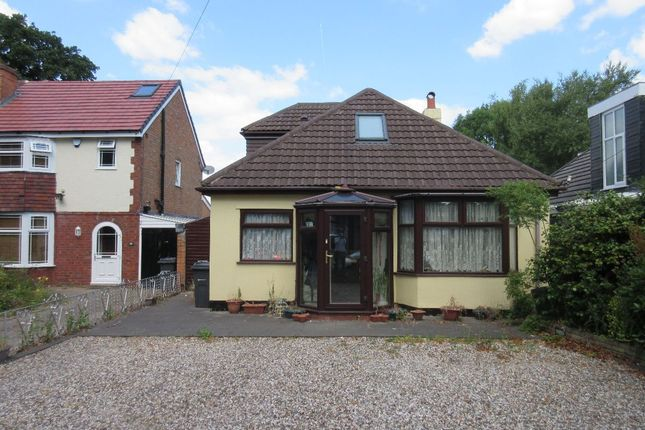 Thumbnail Bungalow for sale in Scribers Lane, Hall Gren