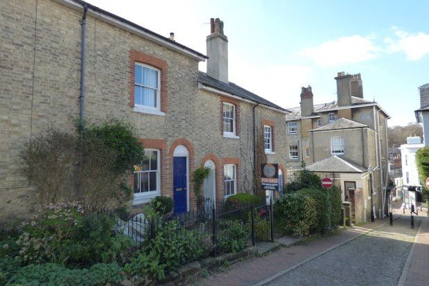 Thumbnail Terraced house to rent in Warwick Road, Tunbridge Wells