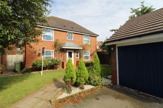 Thumbnail Detached house to rent in Carnweather Court, Tattenhoe, Milton Keynes