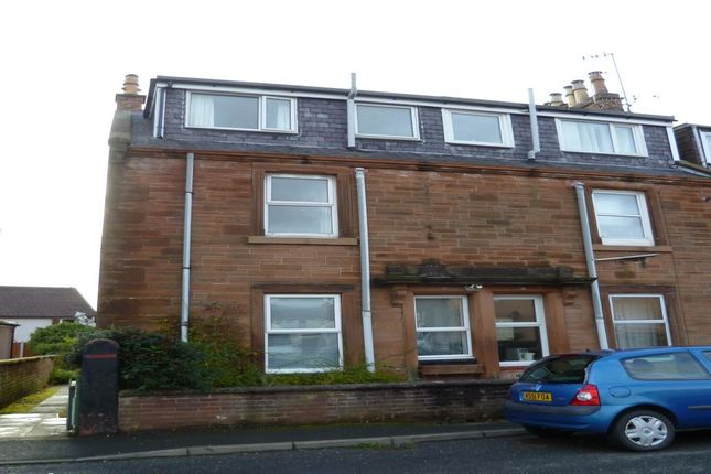 Thumbnail Flat to rent in Woodside Terrace, Dumfries