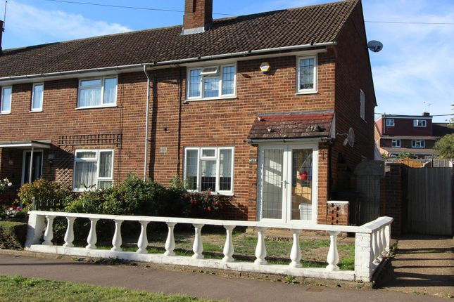 Thumbnail End terrace house for sale in Shepherds Green, Chaulden, Hemel Hempstead