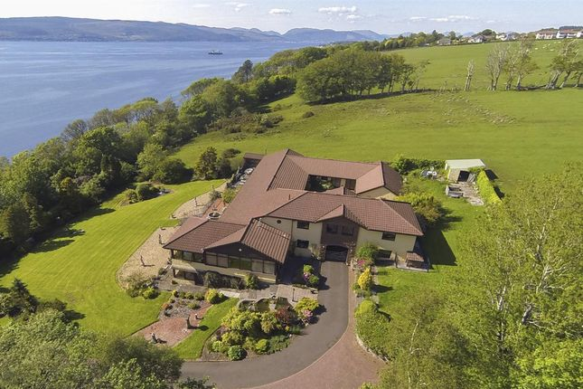 Thumbnail Property for sale in Eglinton Terrace, Skelmorlie