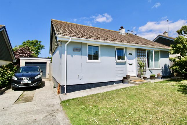 Detached bungalow for sale in Meres Valley, Mullion, Helston