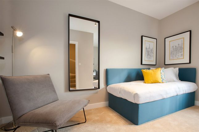 Thumbnail End terrace house for sale in Oakleigh Grove, Sweets Way, Whetstone, London