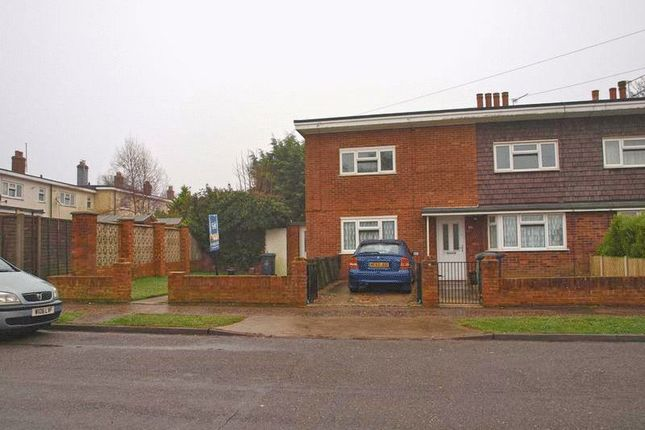 Thumbnail Flat to rent in Oriel Avenue, Gorleston, Great Yarmouth