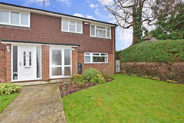 3 bed semi-detached house for sale in Hollywood Lane, Wainscott, Rochester, Kent
