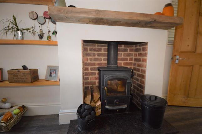 Wood Burner of Park Road, Blaby, Leicester LE8
