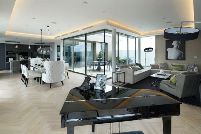 Thumbnail Flat for sale in Madison Apartments, Wyfold Road, Fulham
