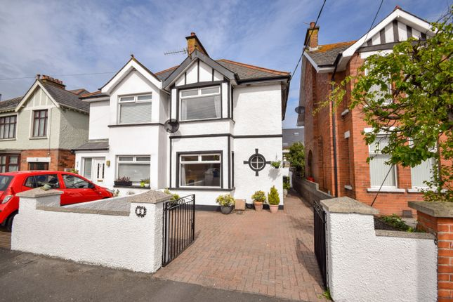 Thumbnail Semi-detached house for sale in Kinnegar Road, Holywood