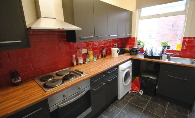 Thumbnail Terraced house to rent in Rokerby Gardens, Headingley