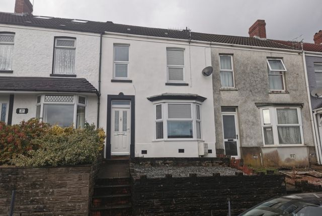2 bed terraced house to rent in Lan Street, Morriston SA6