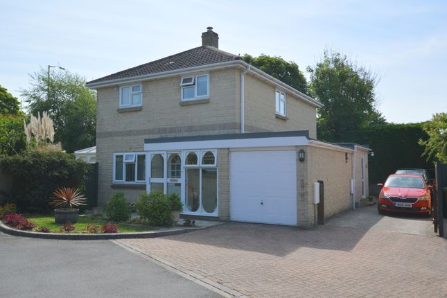 Thumbnail Detached house for sale in Station Approach, Melksham