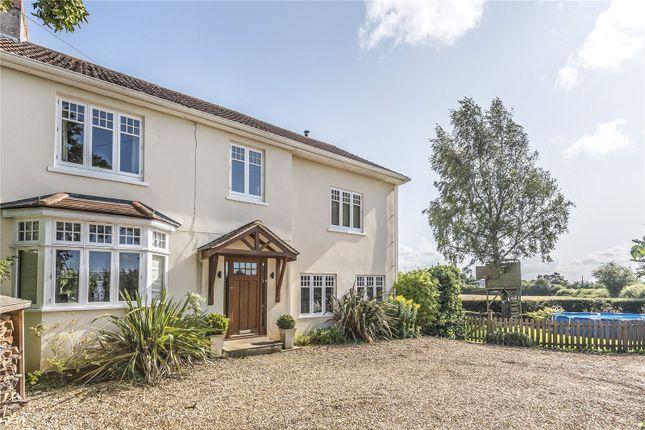 Thumbnail Semi-detached house for sale in Mackley Lane, Norton St. Philip, Bath, Somerset