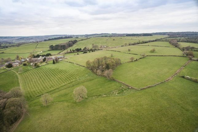 Thumbnail Land for sale in Lot 3, Manor Farm, Dethick, Matlock