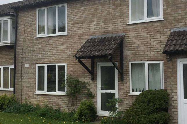 Thumbnail Flat to rent in York Close, Stoke Gifford, Bristol